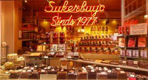 chocolate shop NY